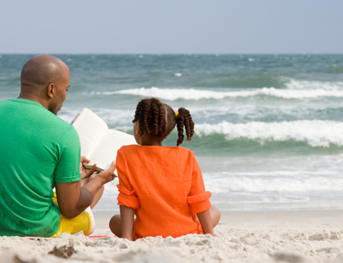 How to Keep Your Children Reading Through Spring Break