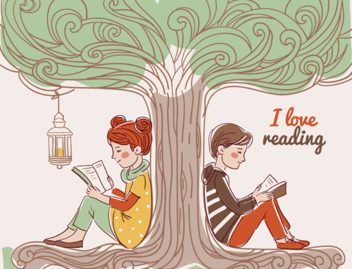 Tap into Childhood: Reading the Books of Your Youth
