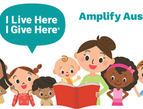 A Story Just For You On Amplify Austin Day!